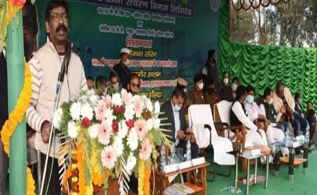 झारखंड: मुख्यमंत्री हेमंत सोरेन ने दी विकास कार्यों की सौगात, संतालपरगना में सुधरेंगे हालात