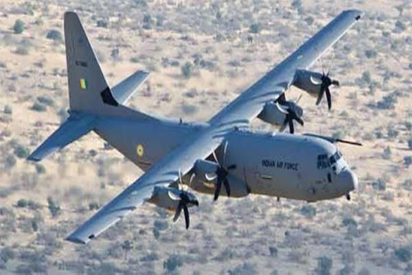 वायुसेना का सबसे बड़ा मालवाहक जहाज C-130J सुपर हरक्यूलिस, जानें इसकी खासियतें