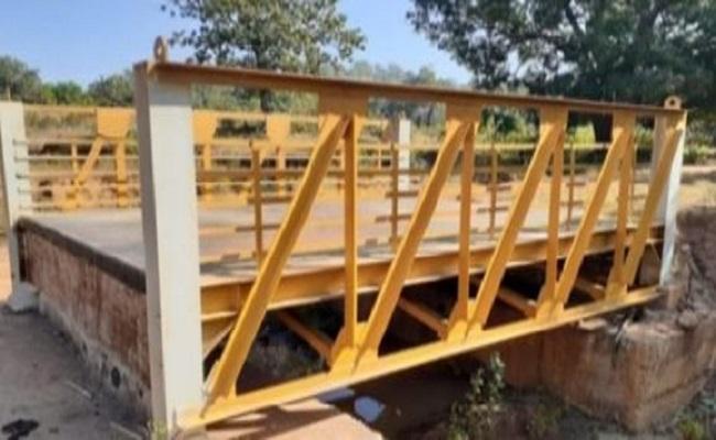 Chhattisgarh: दंतेवाड़ा में पहली बार बनेंगे फैब्रिकेटेड स्टील पुल, नक्सली नहीं पहुंचा सकेंगे नुकसान