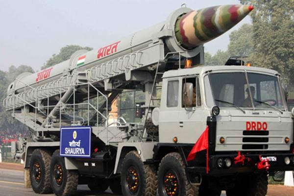 1000 किमी तक मारक क्षमता वाली 'शौर्य मिसाइल' की ये हैं खासियतें, सतह से सतह पर मार करने में है सक्षम