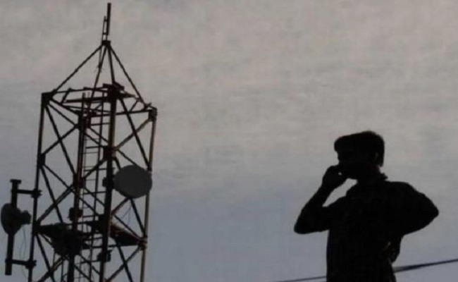 Pakistani Mobile Tower Signal