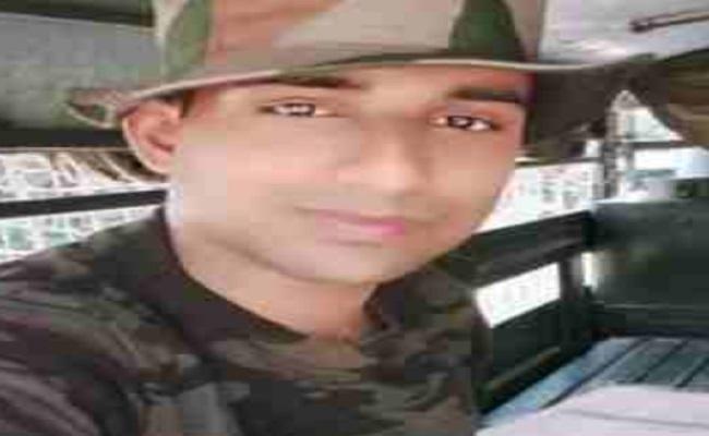 जम्मू कश्मीर: दुश्मनों से मुठभेड़ के दौरान जवान चंद्रबदन शर्मा शहीद, खबर सुनकर पिता और दादी बेहोश