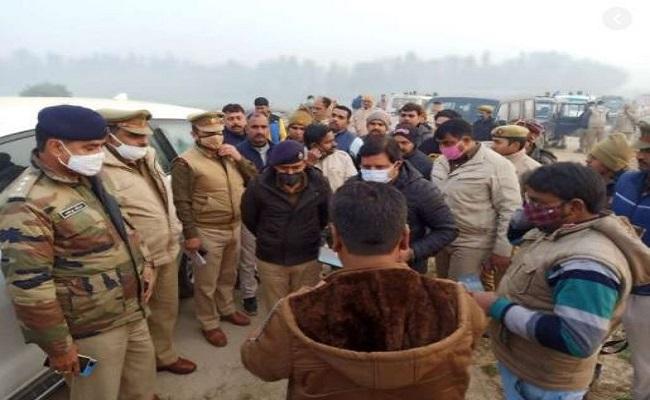 कासगंज कांड: भाले से पुलिसवालों पर हुआ था हमला, मुख्य आरोपी मोतीलाल के खिलाफ दर्ज हैं 11 आपराधिक मामले