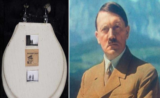 नीलाम हो रही हिटलर की पर्सनल टॉयलेट सीट, द्वितीय विश्व युद्ध में अमेरिकी सैनिक ने लूटा था