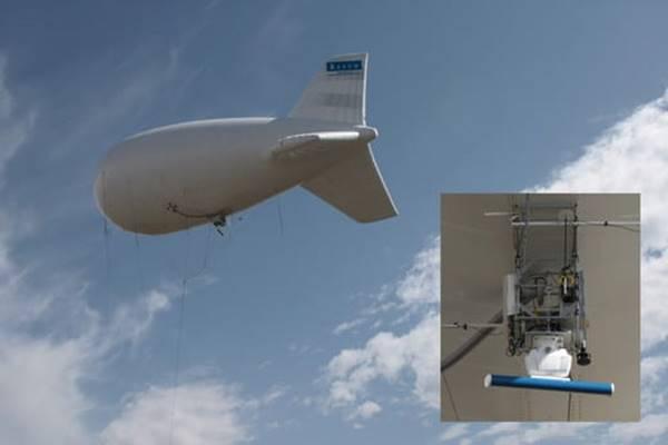 Aerostat Radar System