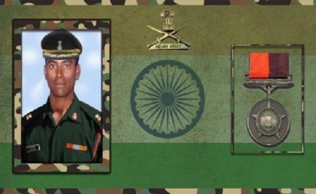 Major Mariappan Saravanan