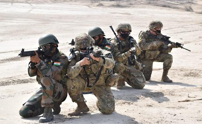 Ex Yudh Abhyas 20: Indian-US Army का युद्धाभ्यास, 21 फरवरी तक चलेगा प्रशिक्षण; देखें PHOTOS
