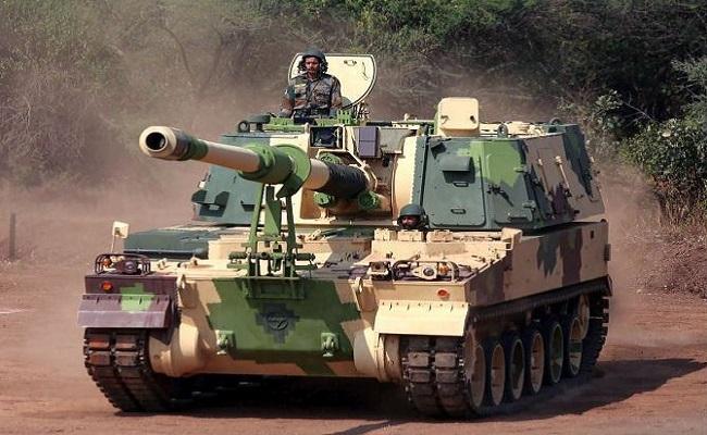 K9-Vajra Tank