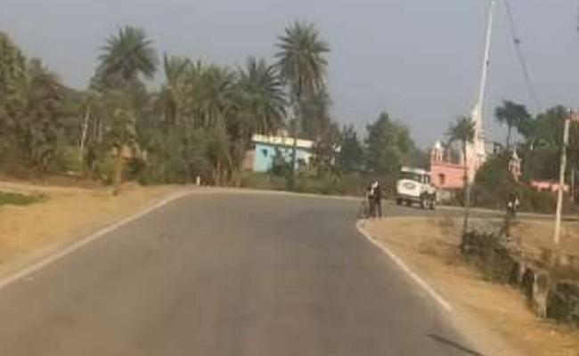 बिहार: 80 किलोमीटर सड़क बनकर तैयार, सुरक्षाबलों के कैंप बनने से खत्म हुआ नक्सलियों का डर
