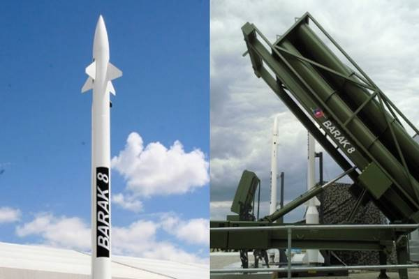 बराक-8 मिसाइल में हैं ये खास बातें, दुश्मनों पर काल बनकर टूटती है