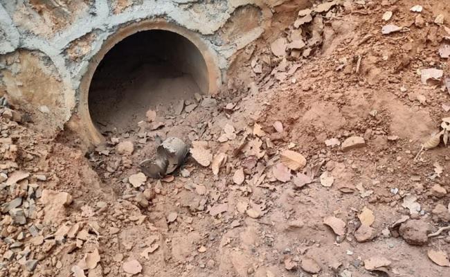 झारखंड: गिरिडीह पुलिस को बड़ी सफलता, सर्च के दौरान बरामद किया करीब 30 किलो का केन बम