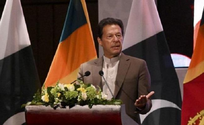 पाक प्रधानमंत्री ने फिर अलापा शांति का राग, इमरान बातचीत से हल करेंगे कश्मीर का विवाद