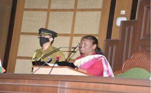झारखंड विधानसभा का बजट सत्र शुरू, अभिभाषण में राज्यपाल द्रोपदी मुर्मू ने कहा- सरकार का मूलमंत्र विकास है