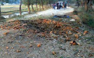झारखंड: सुरक्षाबलों के खिलाफ बिछाये गये नक्सली जाल में फंस गया बेचारा किसान, गंभीर स्थिति में एयरलिफ्ट कर रांची भेजा गया