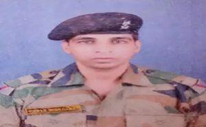 लद्दाख में ड्यूटी के दौरान शहीद हुए जवान विक्रम सिंह, खबर सुनकर पत्नी हुईं बेहोश, गांव के कई घरों में नहीं जले चूल्हे