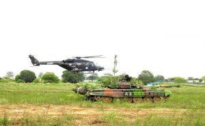 Indian Army ने सैन्य अभ्यास 'रुद्र कवच' को दिया अंजाम, 'रुद्र' की ताकत का हुआ टेस्ट