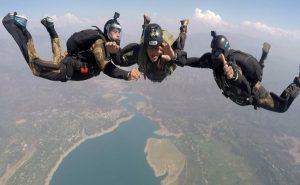 Indian Army ने तुर्कमेनिस्तान स्पेशल फोर्स के जवानों को सिखाए कॉम्बैट फ्री फॉल के गुर, देखें PHOTOS