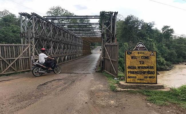 म्यांमार के मौजूदा हालात से भारत चिंतित, भारतीय सरहद में पड़ोसी देश के नागरिकों के गैर कानूनी प्रवेश पर रोक