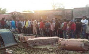 बिहार: खगड़िया में स्कूल की दीवार गिरने से मचा हड़कंप, 6 लोगों की मौका-ए-वारदात पर मौत