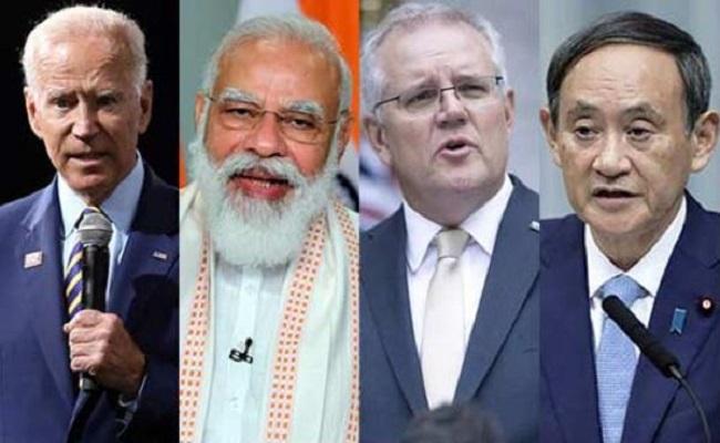QUAD Summit: क्वाड देशों के पहले शिखर सम्मेलन में उठा भारत-चीन तनाव का मुद्दा