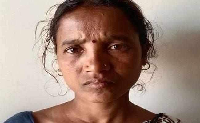 Woman Naxali