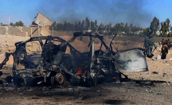 एक बार फिर दहल उठा अफगानिस्तान, कार बम ब्लास्ट में 8 लोगों की मौत और 47 घायल