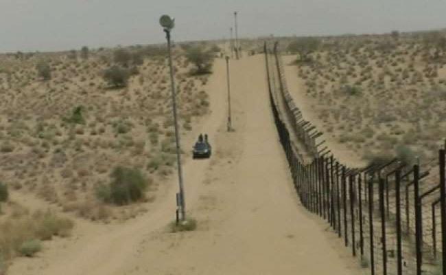 राजस्थान: पाकिस्तान की तरफ से बॉर्डर पर घुसपैठ की कोशिश करने वाला ढेर, BSF ने की कार्रवाई
