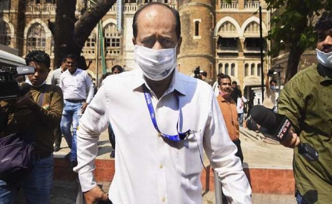 मनसुख हत्याकांड में महाराष्ट्र एटीएस का खुलासा, 'पुलिस अधिकारी सचिन वाजे है मुख्य आरोपी'