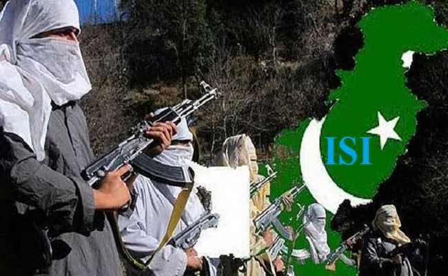 pakistan isi started refresher course for Militants