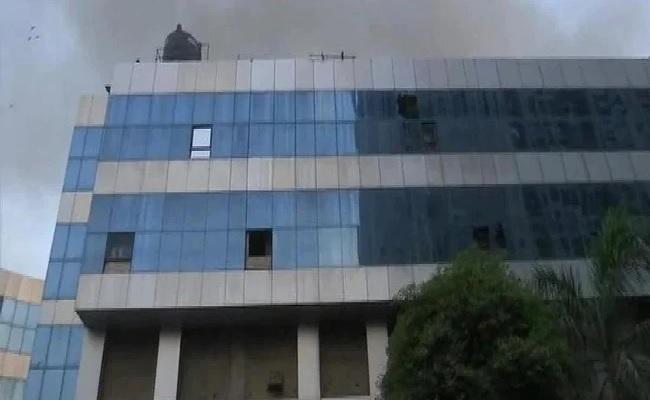 मुंबई: कोविड अस्पताल में आग लगने से मचा हड़कंप, 10 लोगों की मौत