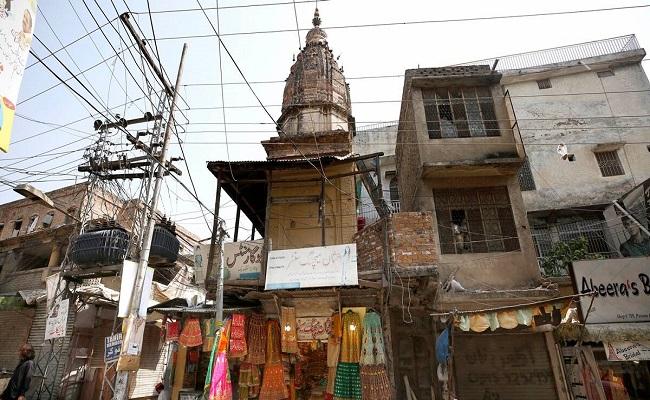 पाकिस्तान में एक बार फिर हिंदूओं की आस्था पर प्रहार, रावलपिंडी में 100 साल पुराने मंदिर पर हमला