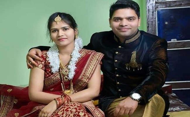 Bijapur Encounter: नक्सली हमले में शहीद हुए दीपक भारद्वाज, बीते साल ही हुई थी शादी; देखें VIDEO