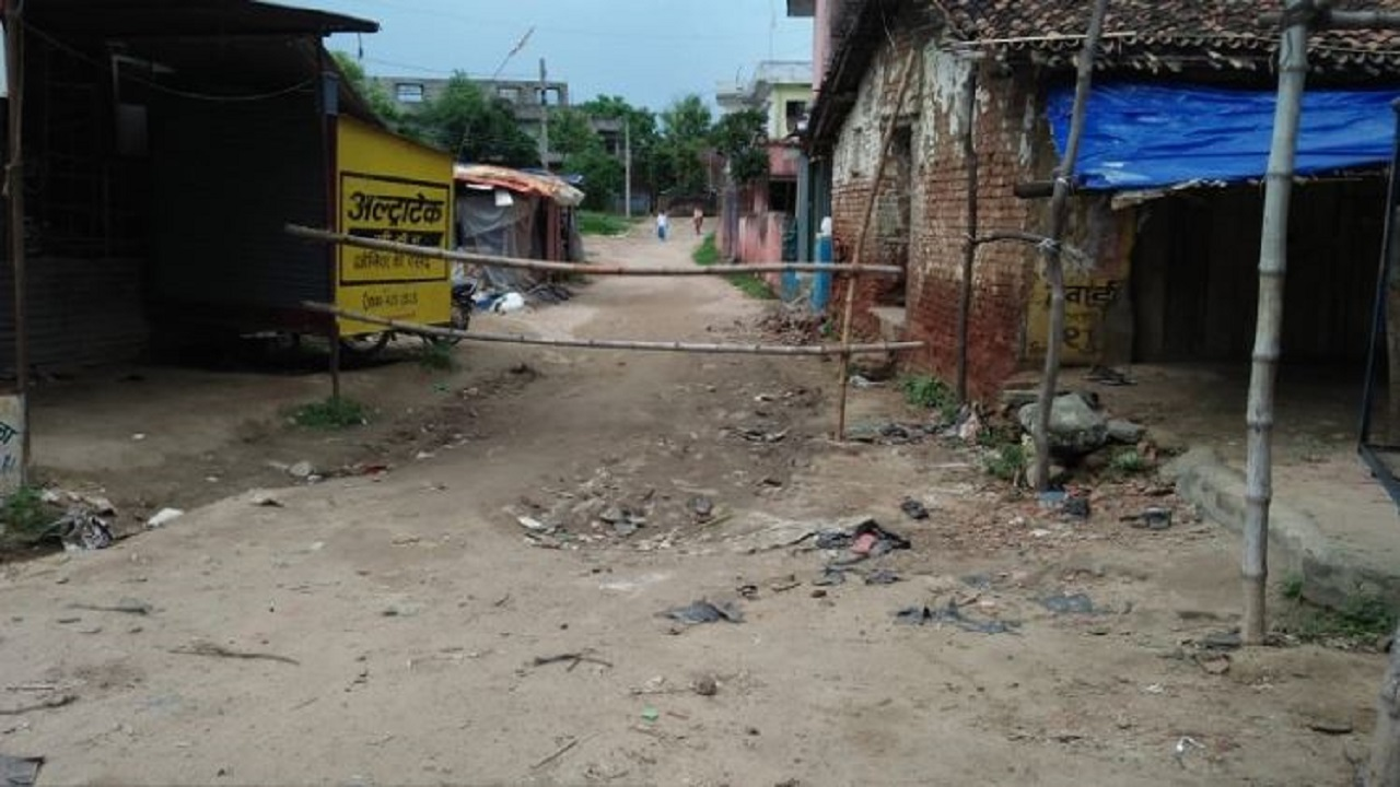 Jharkhand: डुमरिया प्रखंड में विकास पर जोर, आजादी के बाद पहली बार हो रहा ये काम