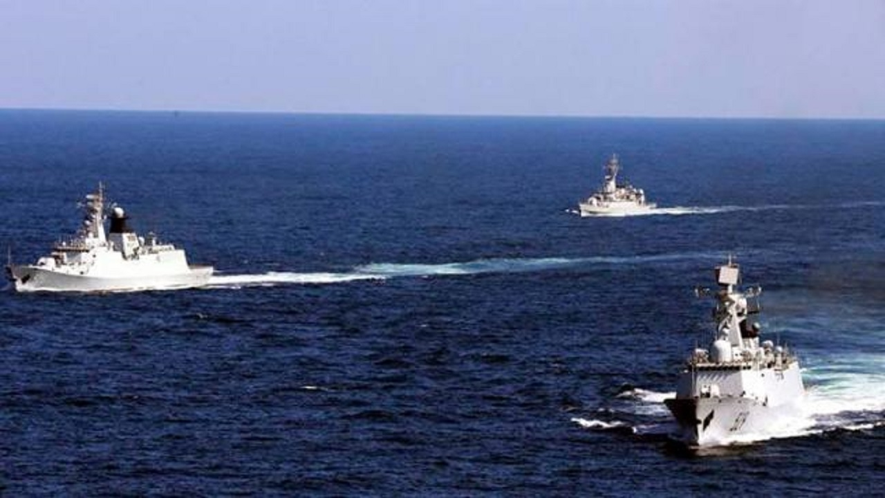 Chinese military try to enter Indian Ocean, Indian Navy on high alert