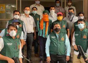 दिल्ली पुलिस ने ISI एजेंट को हिरासत में लिया, सुरक्षाबलों की खुफिया जानकारी पाकिस्तान भेजने का आरोप