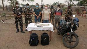 पश्चिम बंगाल: इस गद्दार की मदद से भारत में घुसपैठ की कोशिश कर रहे थे 2 चीनी, SSB जवानों ने किया गिरफ्तार