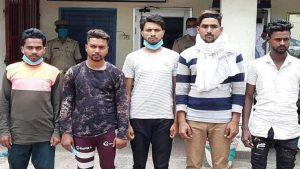 उत्तर प्रदेश: 'पाकिस्तान जिंदाबाद' के नारे लगाने वाले एक-एक गद्दारों को पुलिस ने ढूंढ निकाला, 7 आरोपियों को खिलाई जेल की हवा