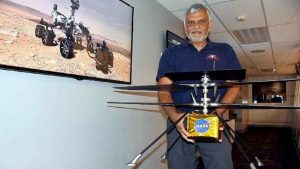 NASA के मार्स हेलिकॉप्टर Ingenuity बनाने के पीछे है इस भारतीय इंजीनियर का दिमाग, जानें कौन है ये
