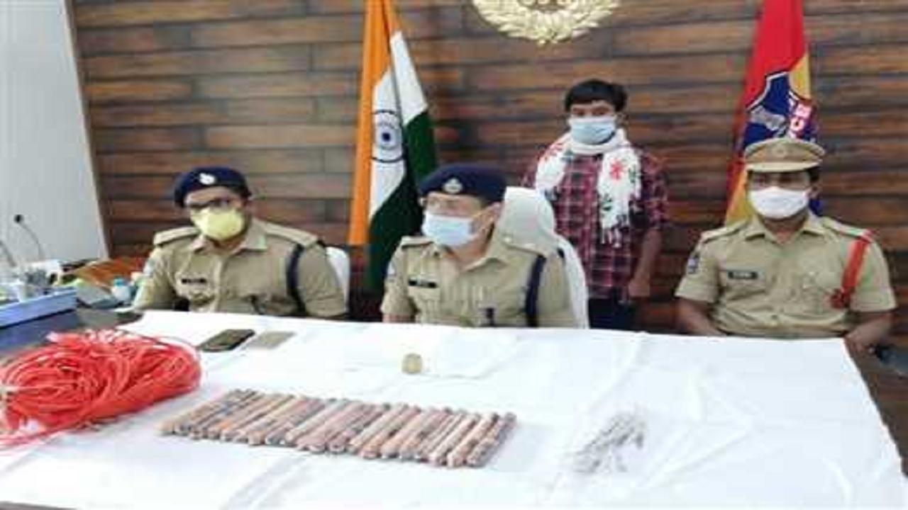छत्तीसगढ़: मिनपा घटना में शामिल नक्सली सोड़ी देवा गिरफ्तार, तेलंगाना पुलिस ने की कार्रवाई
