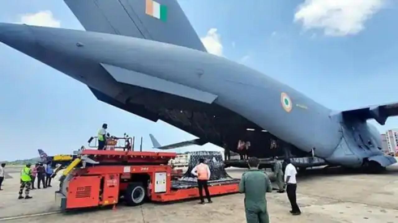 भारतीय वायुसेना का मालवाहक विमान C-17 ग्लोबमास्टर बना देश के लिए वरदान, इस तरह बचा रहा जिंदगियां