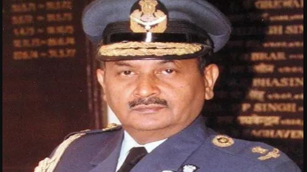 air marshal pm ramachandran