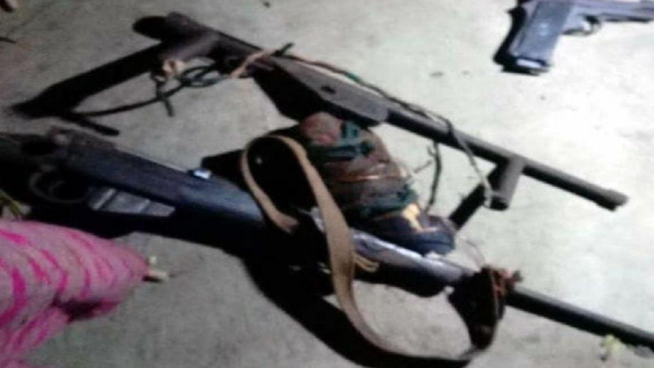 झारखंड: हजारीबाग में आधा दर्जन नक्सलियों ने एक घर में घुसने की कोशिश की, ग्रामीणों ने डटकर किया सामना