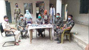 झारखंड: लातेहार में पुलिस को बड़ी सफलता, खुफिया इनपुट मिलने के बाद दबोचे 2 उग्रवादी