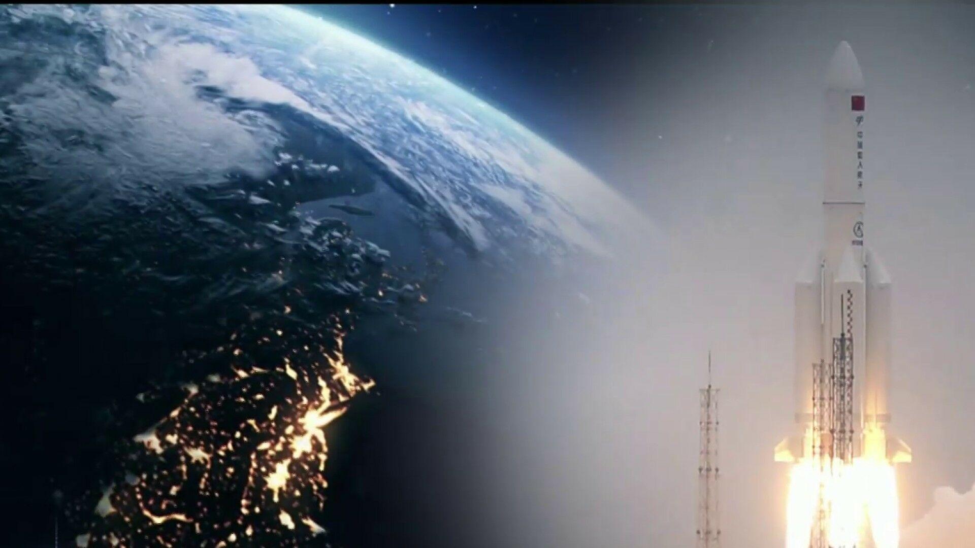 चीन का ऑउट-ऑफ-कंट्रोल रॉकेट पृथ्वी के इस हिस्से में गिरा, अमेरिका-यूरोपिय स्पेस एजेंसियों ने रखी इस पर हर पल नजर