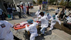 Coronavirus: भारत में बीते 24 घंटे में आए कोरोना के 3,66,161 नए केस, दिल्ली में 273 मरीजों की मौत