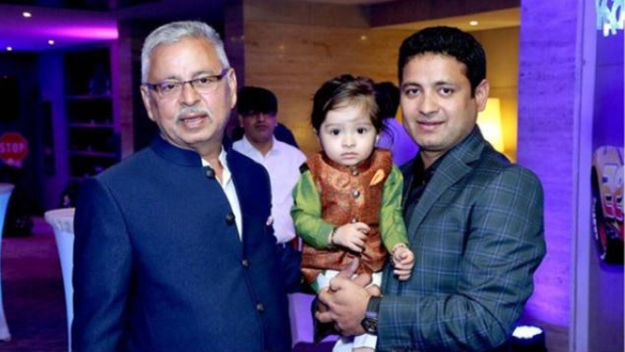 क्रिकेटर पीयूष चावला के पिता का कोरोना से निधन, इंस्टाग्राम पर पोस्ट कर दी जानकारी
