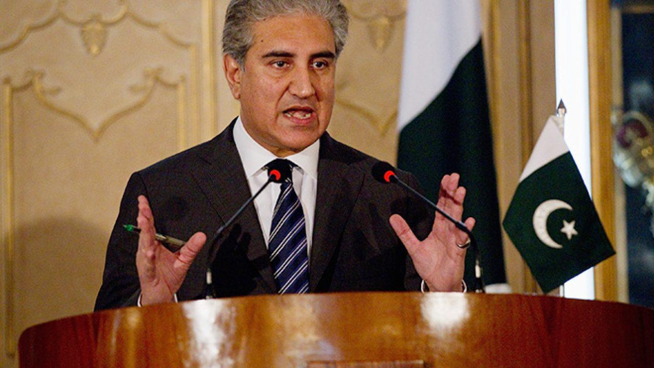 कश्मीर पर मुंह खोलना पाकिस्तानी विदेश मंत्री को पड़ा भारी, पाक में हुई आलोचना के बाद शाह महमूद ने अपने दिये बयान से पलटी मारी