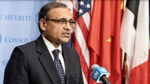 इजरायल और फिलिस्तीन के बीच बढ़ते तनाव पर भारत ने दिया बयान, UN में भारत के स्थायी प्रतिनिधि टीएस तिरुमूर्ति ने कही ये बात