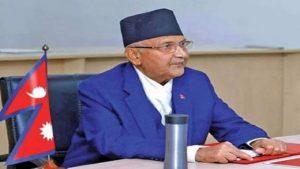 नेपाल के तीसरी बार प्रधानमंत्री बने केपी शर्मा ओली, 30 दिन में सदन में हासिल करना होगा विश्वास मत
