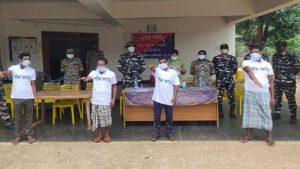 Chhattisgarh: दंतेवाड़ा में 5 नक्सलियों ने किया सरेंडर, एक निकला कोरोना पॉजिटिव